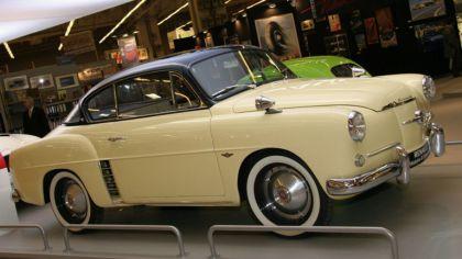 1956 Renault 4CV coupé 7