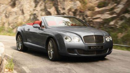 2009 Bentley Continental GTC Speed 6
