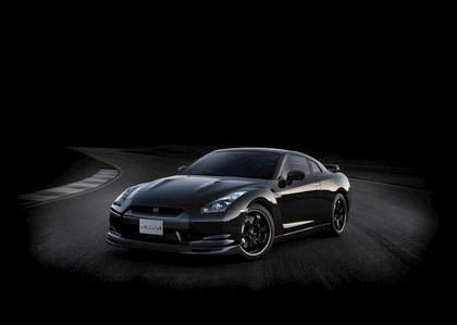 2009 Nissan GT-R SpecV 7