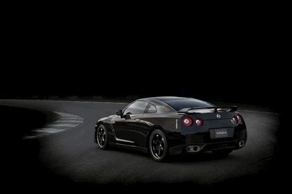 2009 Nissan GT-R SpecV 8
