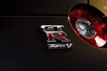 2009 Nissan GT-R SpecV 12