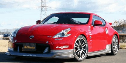 2009 Nissan 370z by Matchless Crowd Racing 1