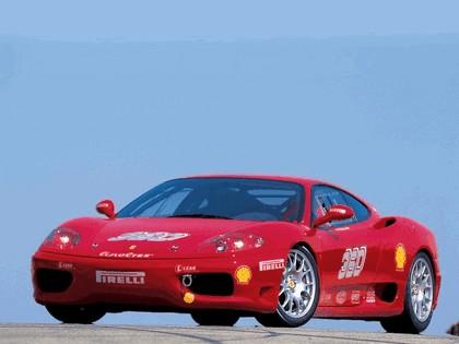 2001 Ferrari 360 Modena Challenge 2