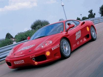 2001 Ferrari 360 Modena Challenge 4