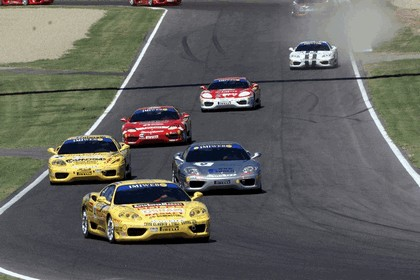2001 Ferrari 360 Modena Challenge 7