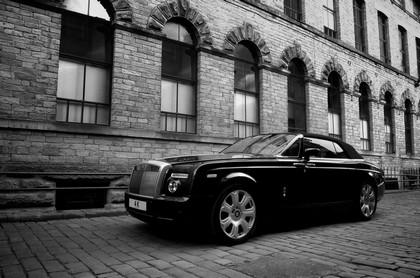 2009 Rolls-Royce Phantom Drophead coupé by Project Kahn 4
