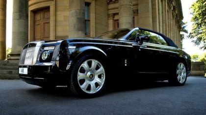 2009 Rolls-Royce Phantom Drophead coupé by Project Kahn 6