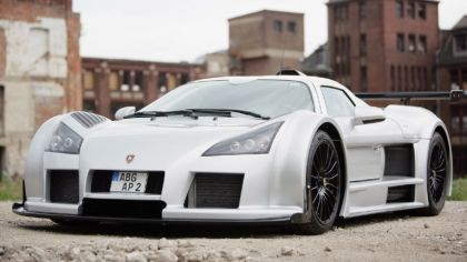 2009 Gumpert Apollo Sport 9
