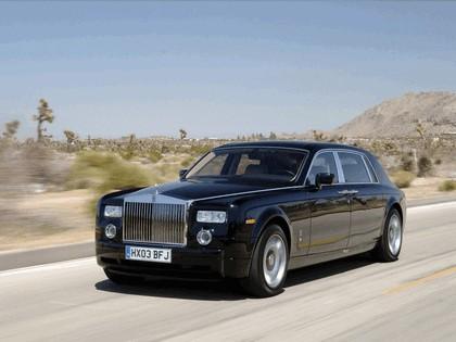 2005 Rolls-Royce Phantom extended wheelbase 1
