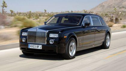 2005 Rolls-Royce Phantom extended wheelbase 9