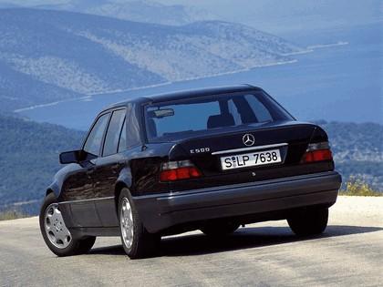 1993 Mercedes-Benz E500 ( W124 ) 7