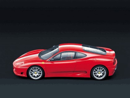 2003 Ferrari 360 Modena Challenge Stradale 4