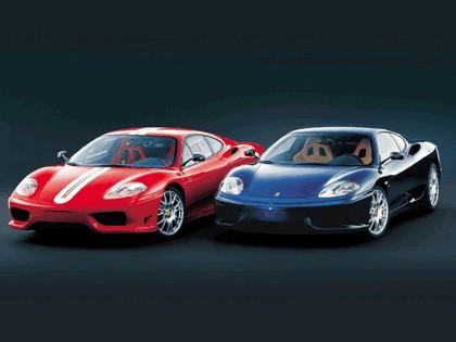 2003 Ferrari 360 Modena Challenge Stradale 7