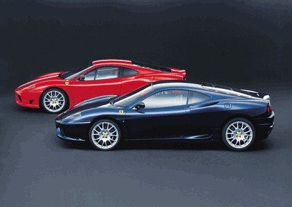 2003 Ferrari 360 Modena Challenge Stradale 8
