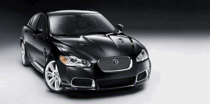 2010 Jaguar XFR 1