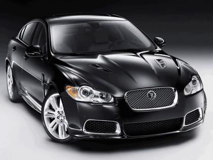 2010 Jaguar XFR 2