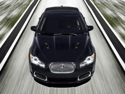 2010 Jaguar XFR 7