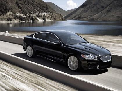 2010 Jaguar XFR 9