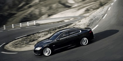 2010 Jaguar XFR 10
