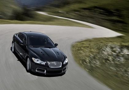 2010 Jaguar XFR 11