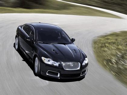 2010 Jaguar XFR 12
