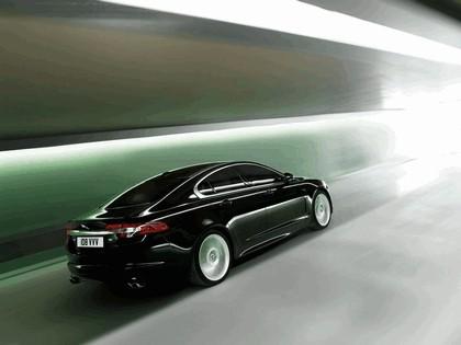 2010 Jaguar XFR 22