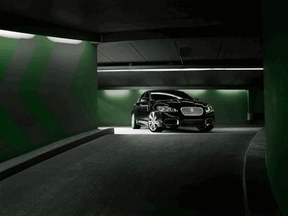 2010 Jaguar XFR 24