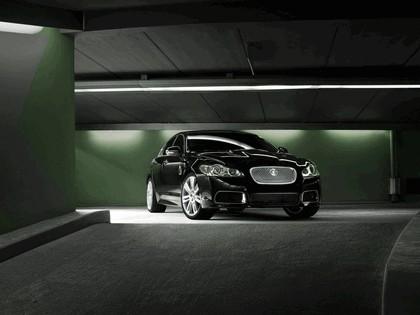 2010 Jaguar XFR 25