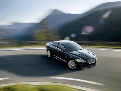 2010 Jaguar XFR 28