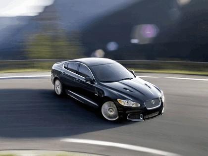 2010 Jaguar XFR 29