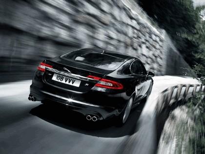 2010 Jaguar XFR 31