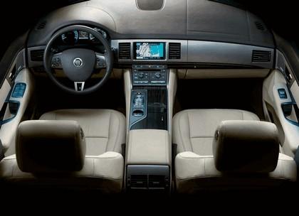 2010 Jaguar XFR 32