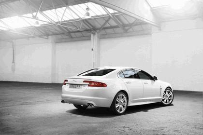 2010 Jaguar XFR 45