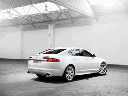 2010 Jaguar XFR 46