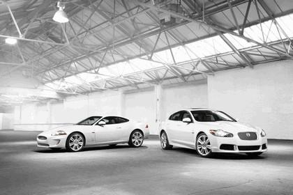 2010 Jaguar XFR 50