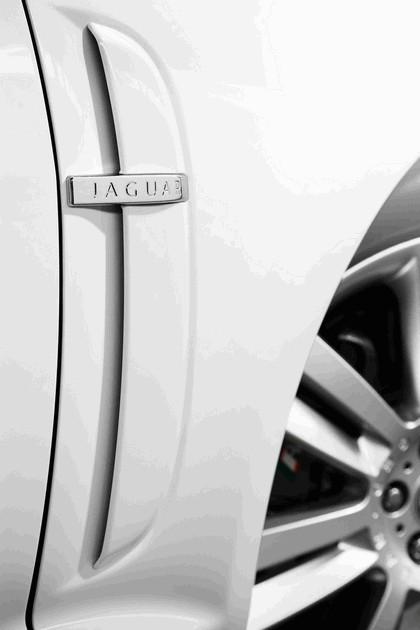 2010 Jaguar XFR 55