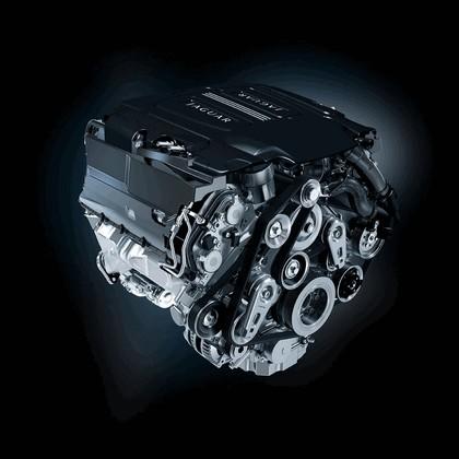 2010 Jaguar XFR 57