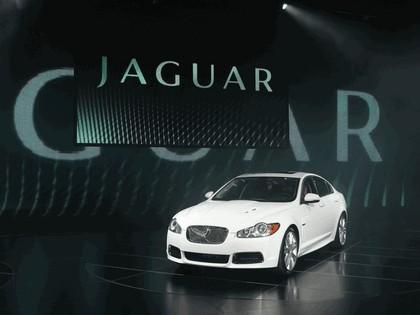 2010 Jaguar XFR 58