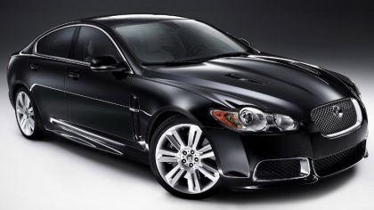 2010 Jaguar XFR 6