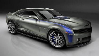 2010 Hennessey HPE700 ( based on Chevrolet Camaro ) teasers 5