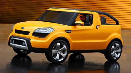 2009 Kia Soulster concept 6