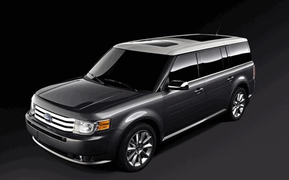 2009 Ford Flex Limited EcoBoost 2