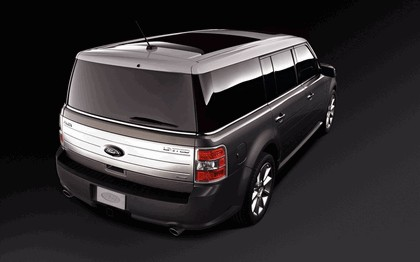 2009 Ford Flex Limited EcoBoost 3