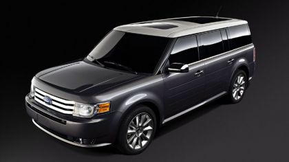 2009 Ford Flex Limited EcoBoost 8