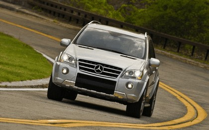 2009 Mercedes-Benz ML63 AMG 15