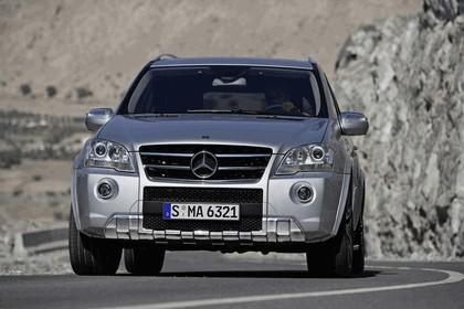 2009 Mercedes-Benz ML63 AMG 30