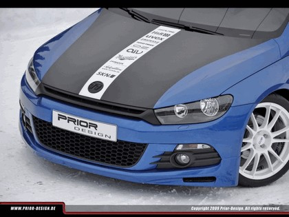 2009 Volkswagen Scirocco by Prior Design 5