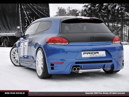 2009 Volkswagen Scirocco by Prior Design 6