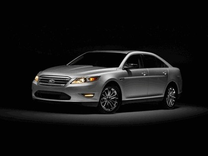 2010 Ford Taurus Limited 1