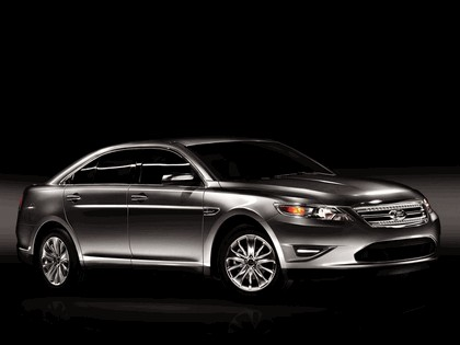 2010 Ford Taurus Limited 6